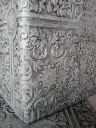 Faux Tin Ceiling Wallpaper Stow Amp Tellu