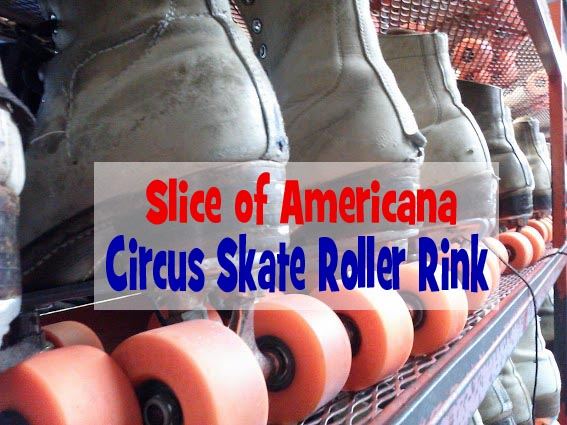 Slice of Americana: Circus Skate Roller Rink, Murray Kentucky