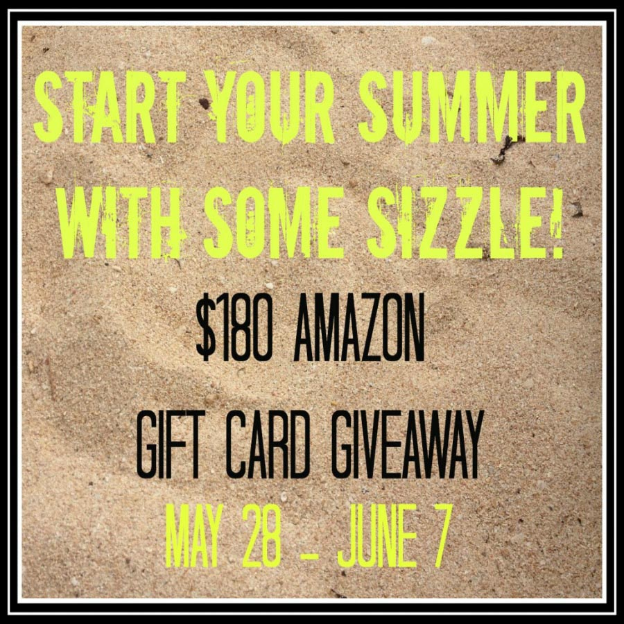 Ready for Summer Amazon Gift Card Giveaway