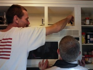 modified-cabinet-for-undermount-microwave-installation