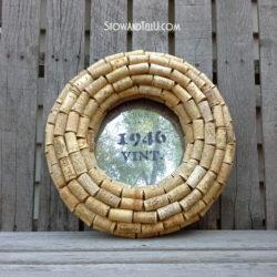 diy-cork-wreath-with-mirror-signage