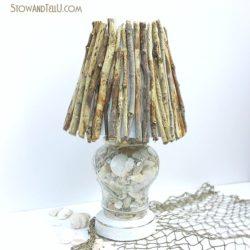 weathered-twig-twig-lamp-shade-coastal-decor-www.stowandtellu.com