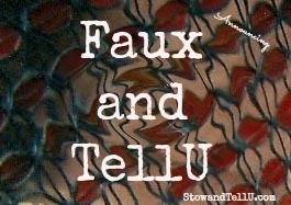 Announcing Faux and TellU and a Basement Update