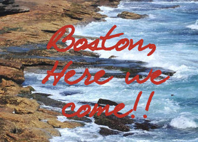 Good News Bad News and a Trip to New England