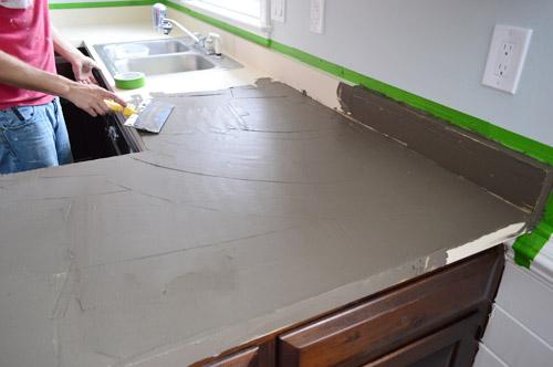 5 Rustic Diy Faux Countertops Stow Amp Tellu