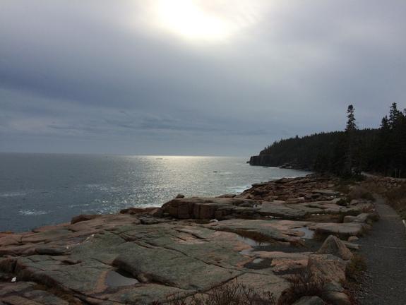 New England-coast-maine