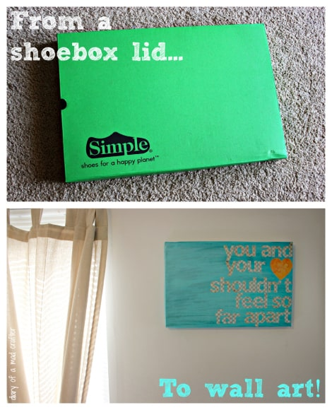 faux-canvas-shoe-box-lid-diaryofamadcrafter