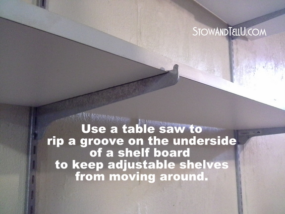 how-to-keep-adjustable-shelves-from-moving-around-http://www.stowandtellu.com