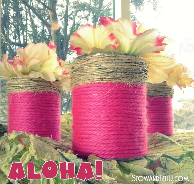 aloha-pink-yarn-wrapped-cans.jpg