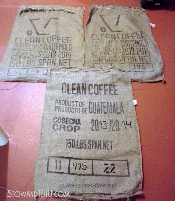 how-to-wash-burlap-coffee-sacks