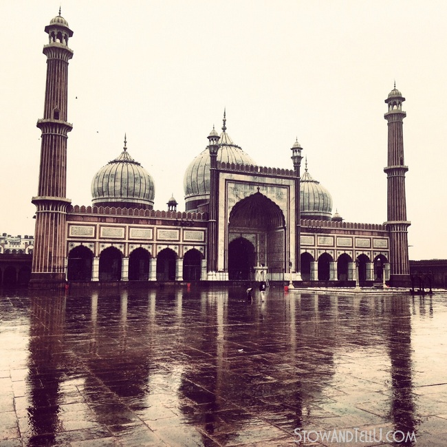 postcards-from-india-jama-masjid