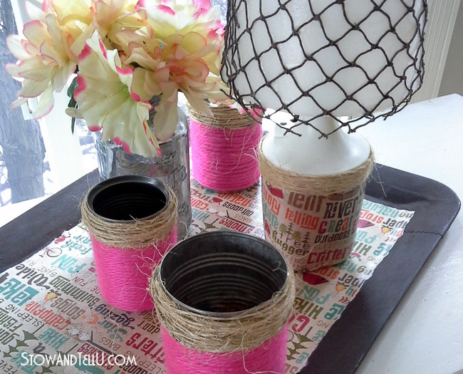 sisal-rope-yarn-wrapped-cans