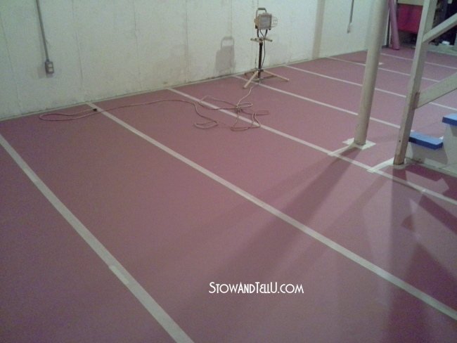tips-for-using-paint-sprayer-in-basement-http://www.stowandtellu.com