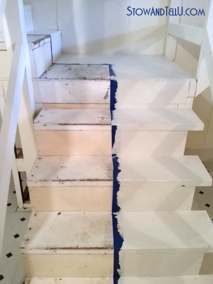 save-time-painting-stairs-painted-stairs-staircases-steps-tips