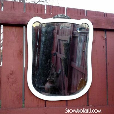 Deco Mirror Makeover from Maine