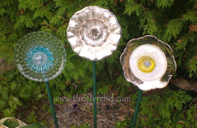 faux-garden-projects-plate-flowers