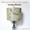 old-weathered-newspaper-lamp-shade-http://stowandtellu.com