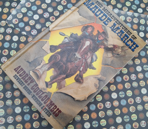 the misadventures of maude march book report