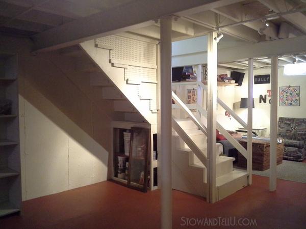 Under The Stairs Storage Under Cover Stow Tellu