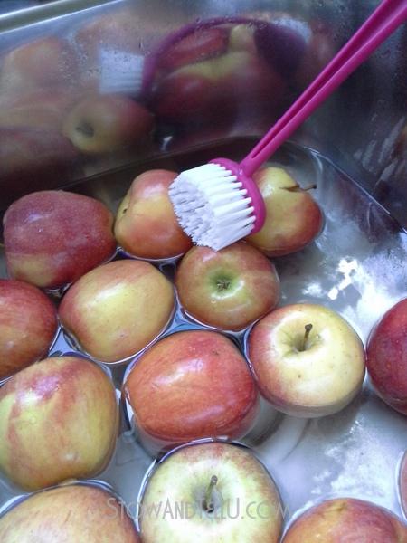 apple-wash