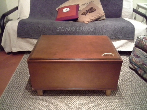upcycled-kitchen-cabinet-coffee-table-https://stowandtellu.com