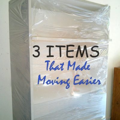 Three Moving Tips That Made Our Move Easier