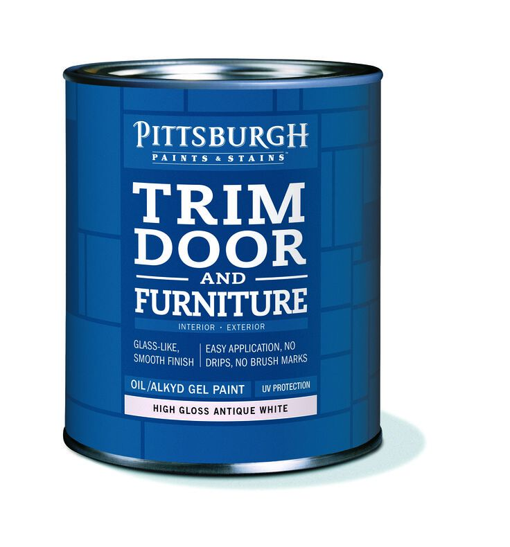 Antique-white-door-trim-furniture-pittsburgh-paints-stains
