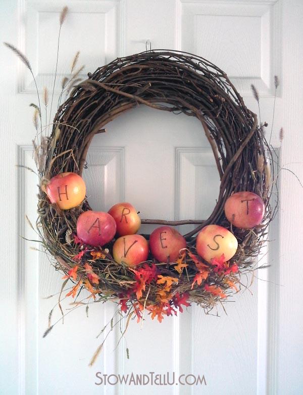 real-apple-grapevine-wreath-twig-shelf