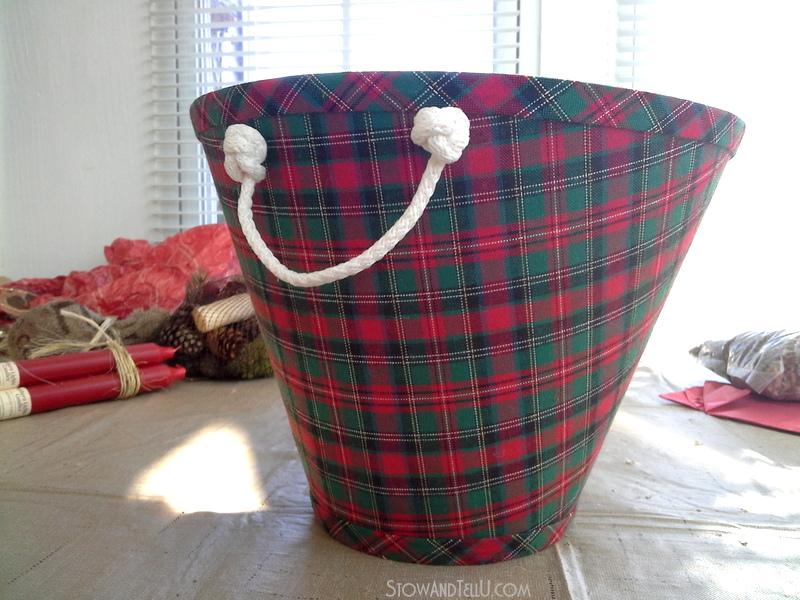diy-lampshade-christmas-gift-basket