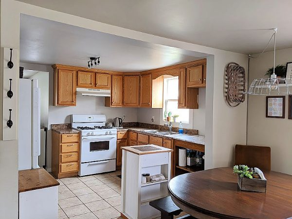 Finding Extra Counter Space in Kitchen