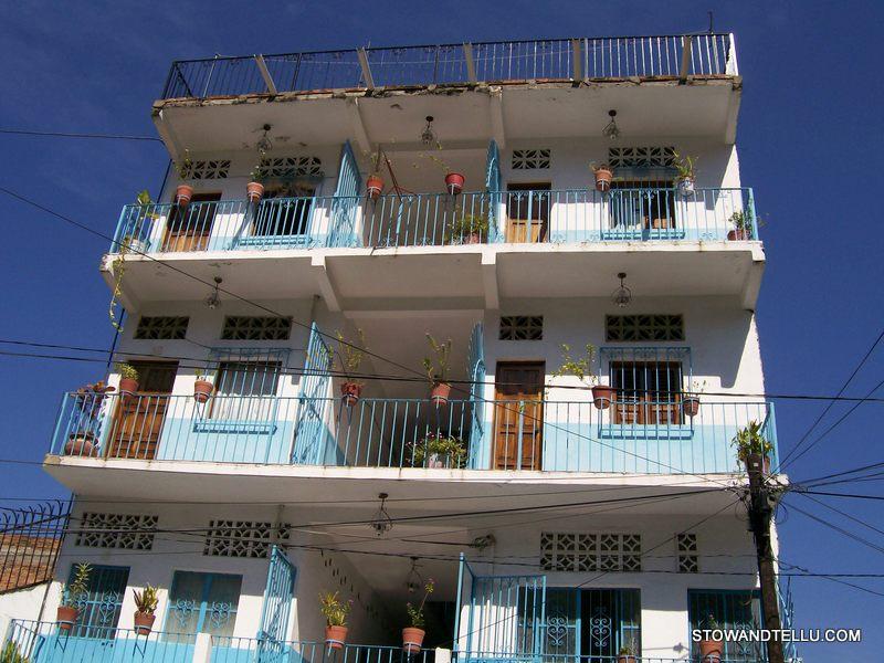 postcards from Puerto Vallarta: architecture