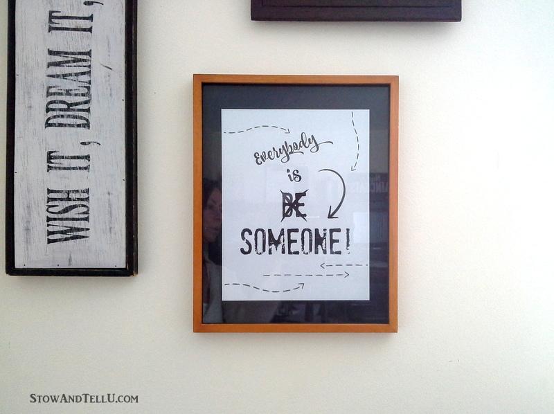 everybody-is-someone-printable-framed