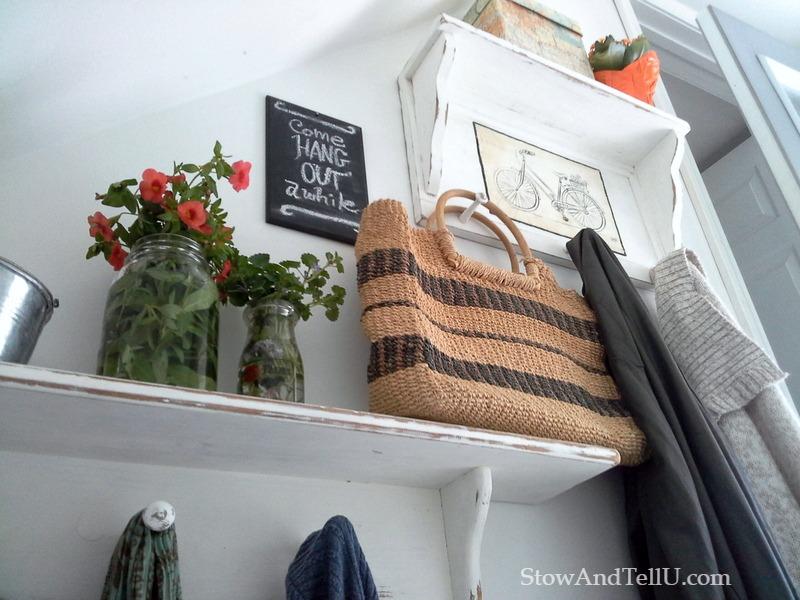 diy-painted-coat-rack-shelf-entryway-StowAndTellU.com