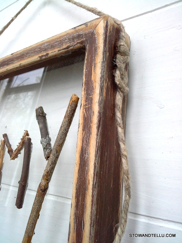 rustic-twig-name-art-kids-room - StowAndTellU.com