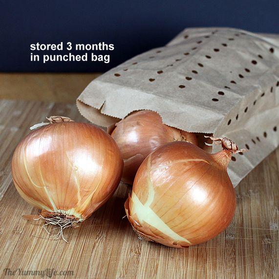 15 easy tips on storing vegetables to last - StowandTellU.com