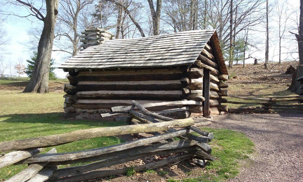 valley-forge-log-cabin-guard-quarters - StowandTellU.com