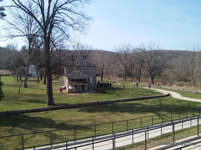 restoration-Valley-Forge-washington's-headquarters - StowandTellu.COM