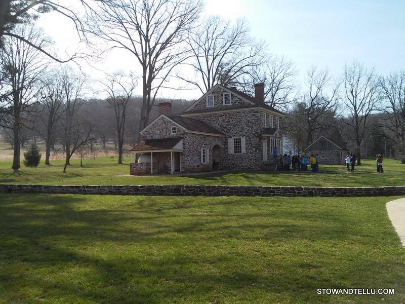 restoration-Valley-Forge-washington's-headquarters