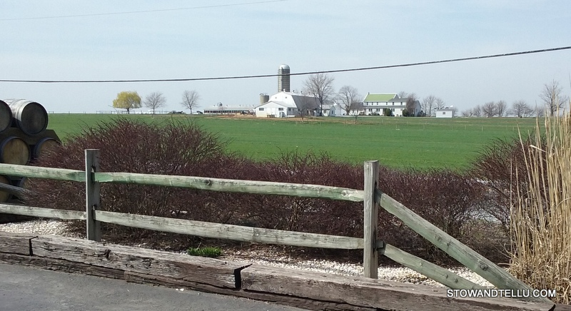 Short visit through Amish Country is worth the trip - Pennsylvania-Dutch-Amish-Country-farm - StowAndTellU.com