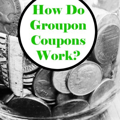Wondering How Groupon Coupons Work?