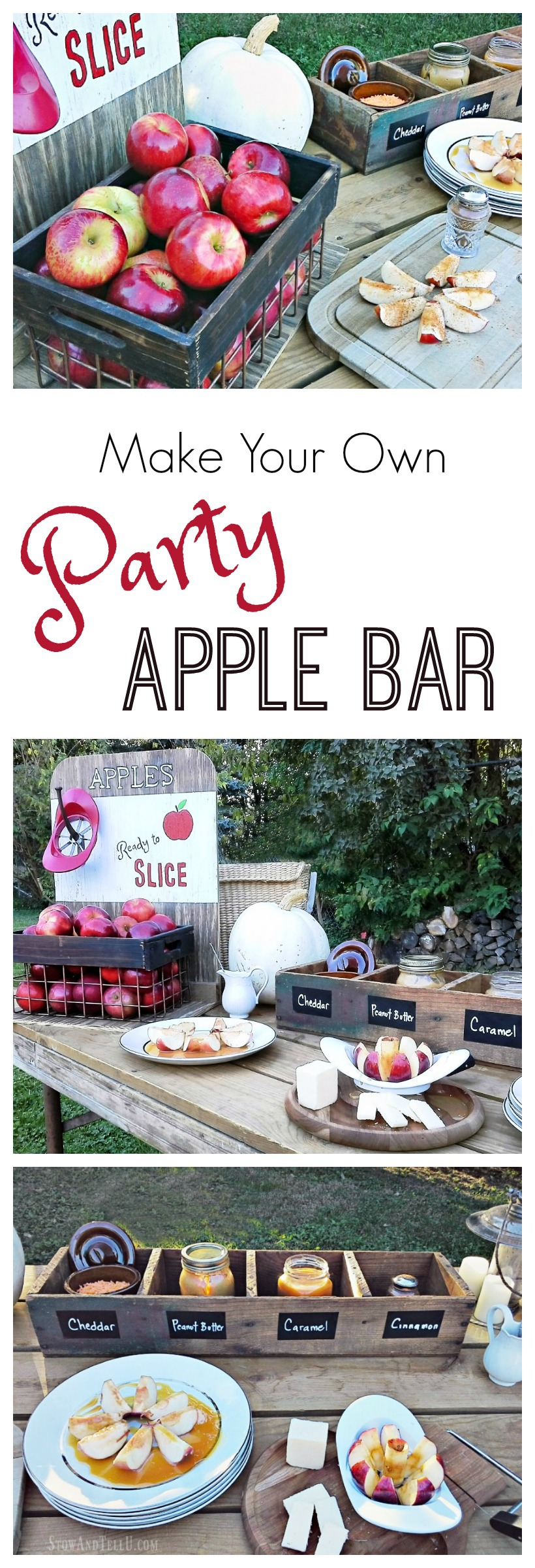 make-your-own-party-apple-bar|stowandtellu