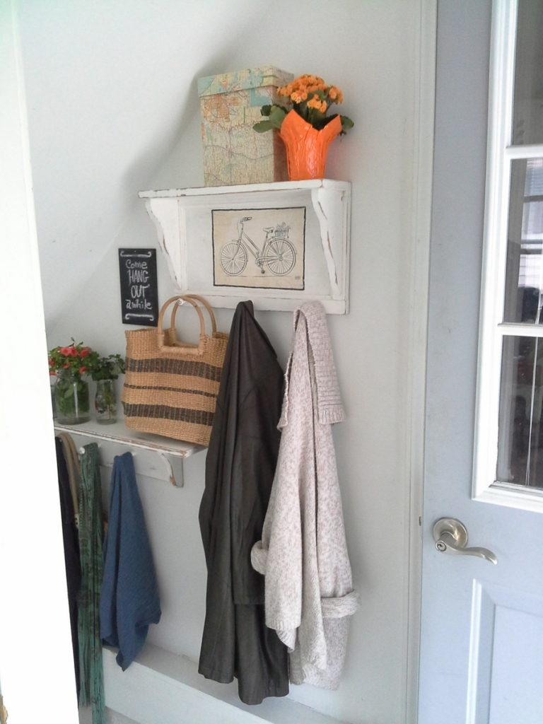 entryway-stairwell-mini-makeover
