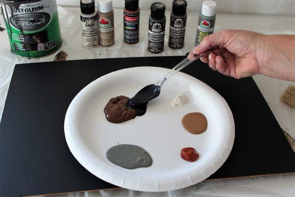 diy-wood-grain-chalkboard-paint-mix