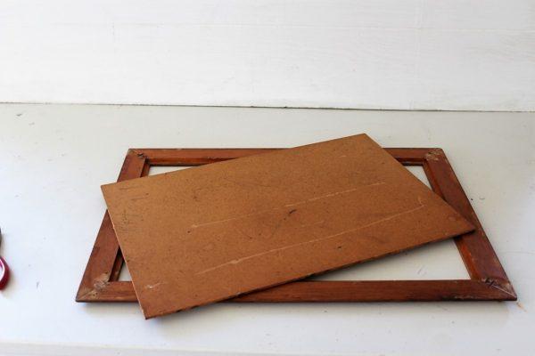 frame-wood