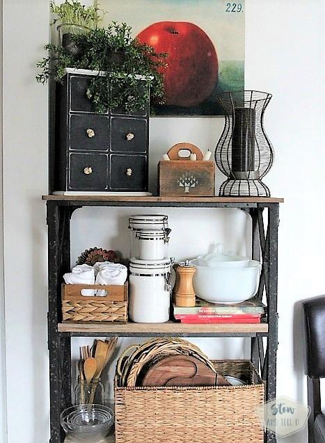 best-use-space-kitchen-rack