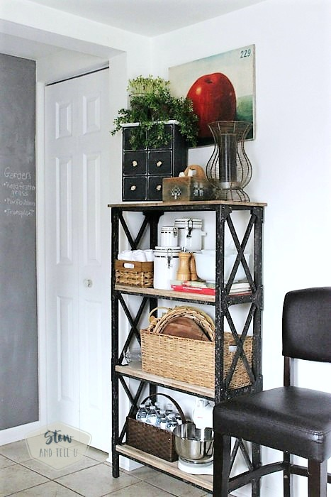 what-to-put-on-kitchen-rack