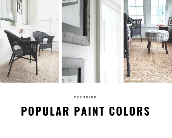 Trending Paint Colors Poll