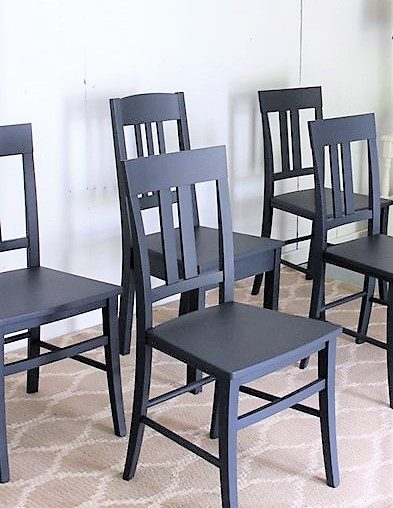 The Easiest clear coat to use on painted furniture | fast drying, non-messy, varnish | stowandtellu.com