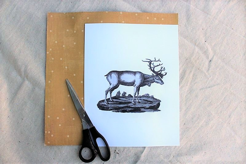 how-to-make-easy-reindeer-art
