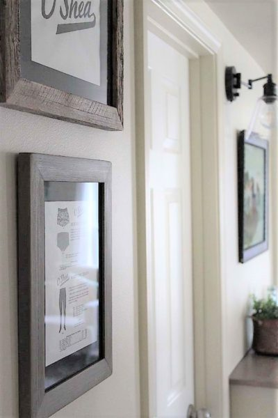 5 Tips for How to Reuse Picture Frames for new artwork | stowandtellu
